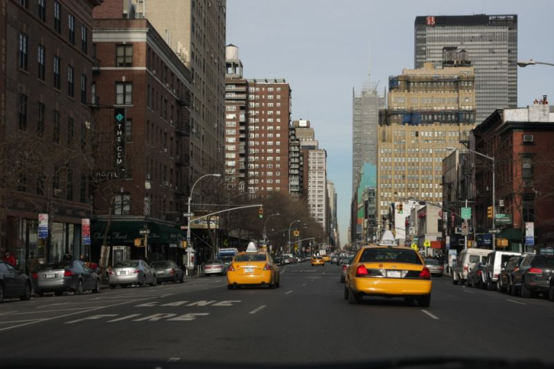 avenue de New York